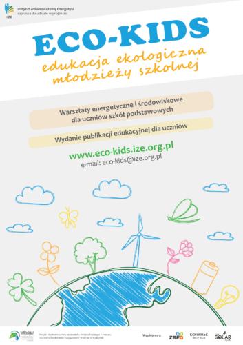 Plakat Eco-Kids (1414x2000px)