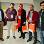SEED16 - Uczestnicy z Turcji