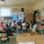 EKO-START 2017: warsztaty edukacyjne w SP126 (klasa 5a)